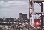 Image of Damaged city Tokyo Japan, 1945, second 2 stock footage video 65675023243