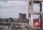 Image of Damaged city Tokyo Japan, 1945, second 3 stock footage video 65675023243