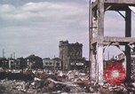 Image of Damaged city Tokyo Japan, 1945, second 4 stock footage video 65675023243