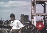 Image of Damaged city Tokyo Japan, 1945, second 7 stock footage video 65675023243