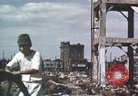 Image of Damaged city Tokyo Japan, 1945, second 9 stock footage video 65675023243