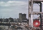Image of Damaged city Tokyo Japan, 1945, second 10 stock footage video 65675023243