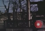 Image of Damaged city Tokyo Japan, 1945, second 21 stock footage video 65675023243