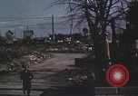Image of Damaged city Tokyo Japan, 1945, second 23 stock footage video 65675023243