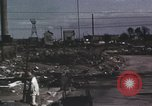 Image of Damaged city Tokyo Japan, 1945, second 27 stock footage video 65675023243