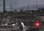 Image of Damaged city Tokyo Japan, 1945, second 28 stock footage video 65675023243