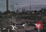 Image of Damaged city Tokyo Japan, 1945, second 29 stock footage video 65675023243