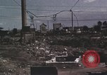 Image of Damaged city Tokyo Japan, 1945, second 30 stock footage video 65675023243