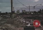 Image of Damaged city Tokyo Japan, 1945, second 31 stock footage video 65675023243
