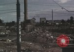 Image of Damaged city Tokyo Japan, 1945, second 32 stock footage video 65675023243
