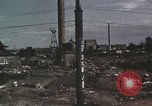 Image of Damaged city Tokyo Japan, 1945, second 33 stock footage video 65675023243