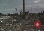 Image of Damaged city Tokyo Japan, 1945, second 36 stock footage video 65675023243