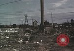 Image of Damaged city Tokyo Japan, 1945, second 37 stock footage video 65675023243