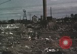 Image of Damaged city Tokyo Japan, 1945, second 38 stock footage video 65675023243