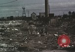 Image of Damaged city Tokyo Japan, 1945, second 39 stock footage video 65675023243