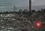 Image of Damaged city Tokyo Japan, 1945, second 40 stock footage video 65675023243