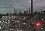 Image of Damaged city Tokyo Japan, 1945, second 41 stock footage video 65675023243