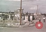 Image of Damaged city Tokyo Japan, 1945, second 50 stock footage video 65675023243