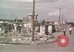 Image of Damaged city Tokyo Japan, 1945, second 51 stock footage video 65675023243