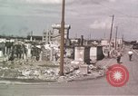 Image of Damaged city Tokyo Japan, 1945, second 52 stock footage video 65675023243