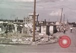 Image of Damaged city Tokyo Japan, 1945, second 53 stock footage video 65675023243