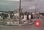 Image of Damaged city Tokyo Japan, 1945, second 54 stock footage video 65675023243