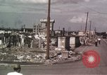 Image of Damaged city Tokyo Japan, 1945, second 55 stock footage video 65675023243