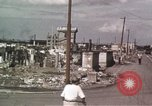 Image of Damaged city Tokyo Japan, 1945, second 56 stock footage video 65675023243