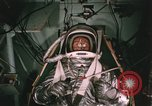 Image of Mercury suit evaluations United States USA, 1959, second 17 stock footage video 65675023246