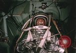Image of Mercury suit evaluations United States USA, 1959, second 24 stock footage video 65675023246