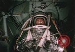 Image of Mercury suit evaluations United States USA, 1959, second 34 stock footage video 65675023246