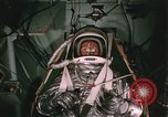 Image of Mercury suit evaluations United States USA, 1959, second 37 stock footage video 65675023246