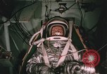 Image of Mercury suit evaluations United States USA, 1959, second 6 stock footage video 65675023254