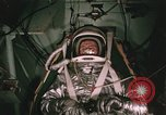 Image of Mercury suit evaluations United States USA, 1959, second 54 stock footage video 65675023254
