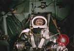 Image of Mercury suit evaluations United States USA, 1959, second 22 stock footage video 65675023263
