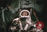 Image of Mercury suit evaluations United States USA, 1959, second 40 stock footage video 65675023263
