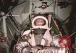 Image of Mercury suit evaluations United States USA, 1959, second 1 stock footage video 65675023274