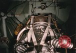 Image of Mercury suit evaluations United States USA, 1959, second 33 stock footage video 65675023280