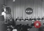 Image of NASA press conference Washington DC USA, 1959, second 5 stock footage video 65675023288