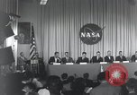 Image of NASA press conference Washington DC USA, 1959, second 7 stock footage video 65675023288