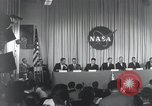 Image of NASA press conference Washington DC USA, 1959, second 8 stock footage video 65675023288