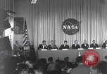 Image of NASA press conference Washington DC USA, 1959, second 9 stock footage video 65675023288