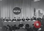 Image of NASA press conference Washington DC USA, 1959, second 19 stock footage video 65675023288