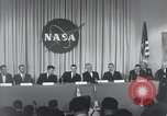 Image of NASA press conference Washington DC USA, 1959, second 27 stock footage video 65675023288