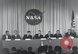 Image of NASA press conference Washington DC USA, 1959, second 45 stock footage video 65675023288