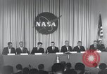 Image of NASA press conference Washington DC USA, 1959, second 46 stock footage video 65675023288