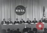 Image of NASA press conference Washington DC USA, 1959, second 48 stock footage video 65675023288