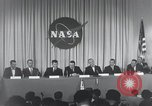 Image of NASA press conference Washington DC USA, 1959, second 50 stock footage video 65675023288