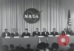 Image of NASA press conference Washington DC USA, 1959, second 59 stock footage video 65675023288