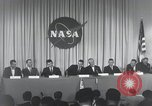 Image of NASA press conference Washington DC USA, 1959, second 60 stock footage video 65675023288